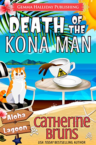Death of the Kona Man: A Carrie Jorgenson Aloha Lagoon Mystery (Aloha Lagoon Mysteries Book 9)