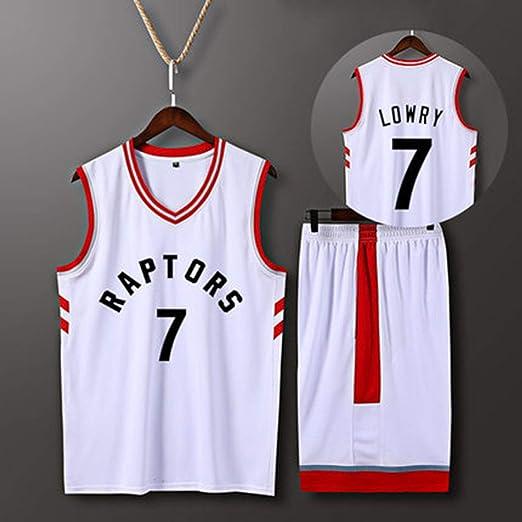 JUBAOPEN Camiseta De La NBA para Hombre Campeón De Los Toronto ...