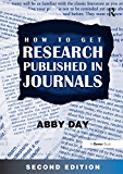How to Get Research Published in Journals: 1
