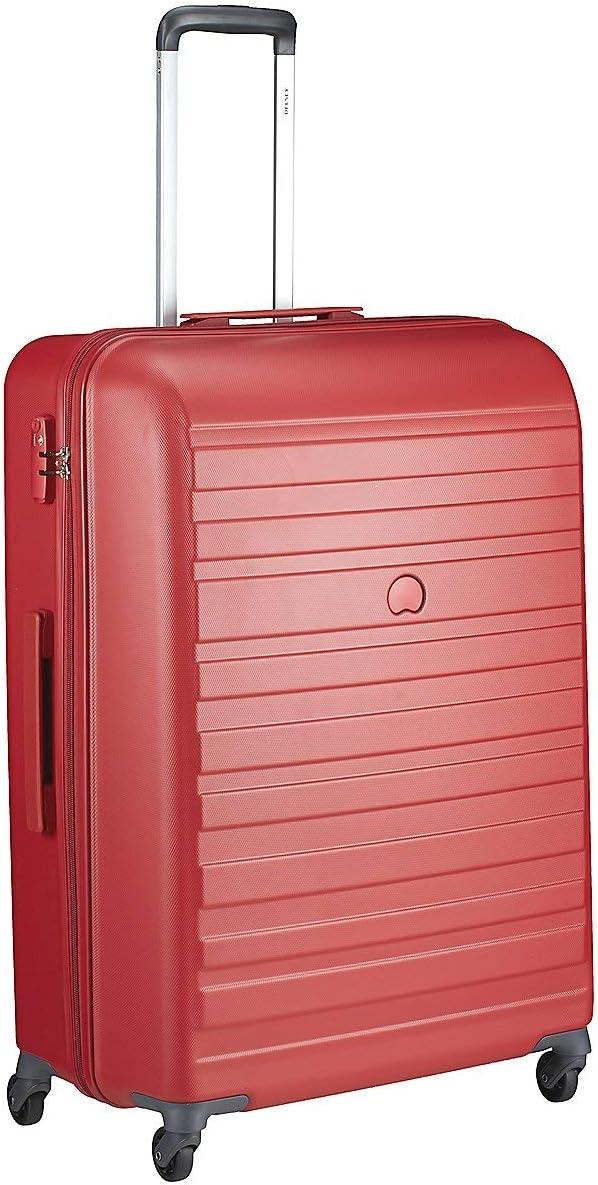 Trolley Rigido 67 cm 4 Ruote | Delsey Peric | 003519810-Rosso