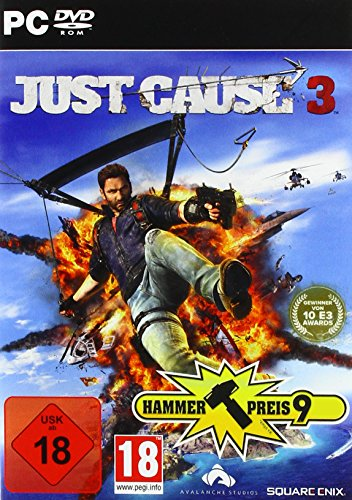 Pc Just (Just Cause 3 PC Game + DLC [Steam Key])