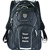 High Sierra Elite Fly - By 17'' Computer Backpack - 6 Quantity - $90.85 Each - PROMOTIONAL PRODUCT / BULK / BRANDED with YOUR LOGO / CUSTOMIZED