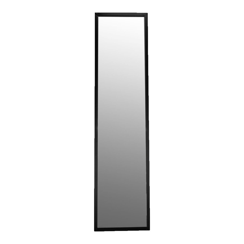 Amazon.de: Standspiegel mit Metallrahmen - 1370 mm - Schwarz