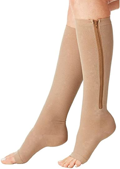 zipper-compression-socks