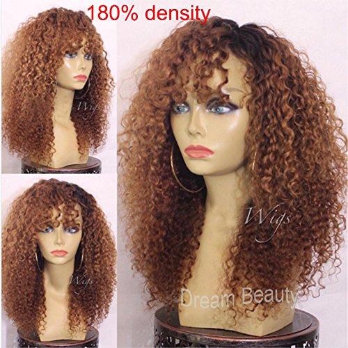 wet and wavy half wig - 8