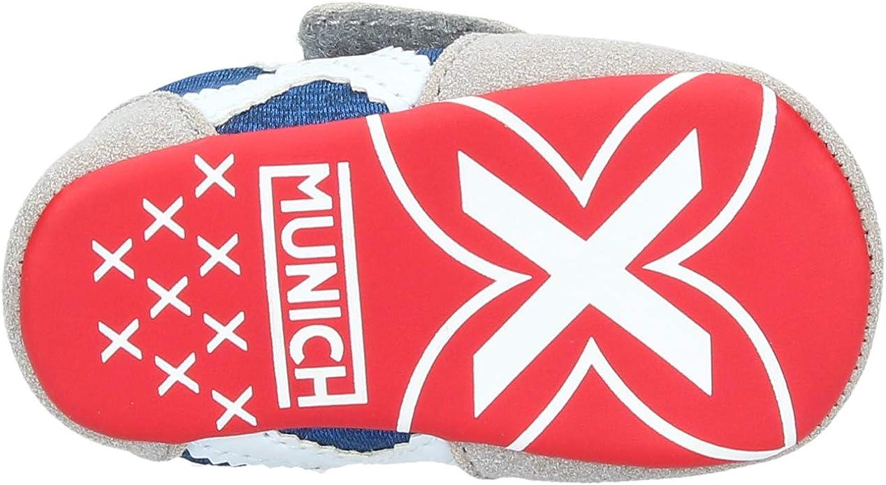 Munich Zero 14, Zapatilla Unisex para Niã±o: Amazon.es: Zapatos y complementos