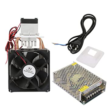 DC 12 V 5A Refrigerador termoeléctrico,Semiconductor Refrigerador ...