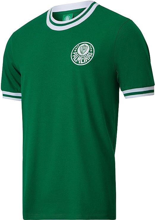 Camisa Palmeiras Vintage Eterna Academia Masculina