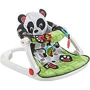 Fisher-Price Sit-Me-up Floor Seat Panda Paws, 2 Pack