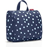 Reisenthel toiletbag Neceser, 28 cm, 4 liters, Azul (Spots Navy)
