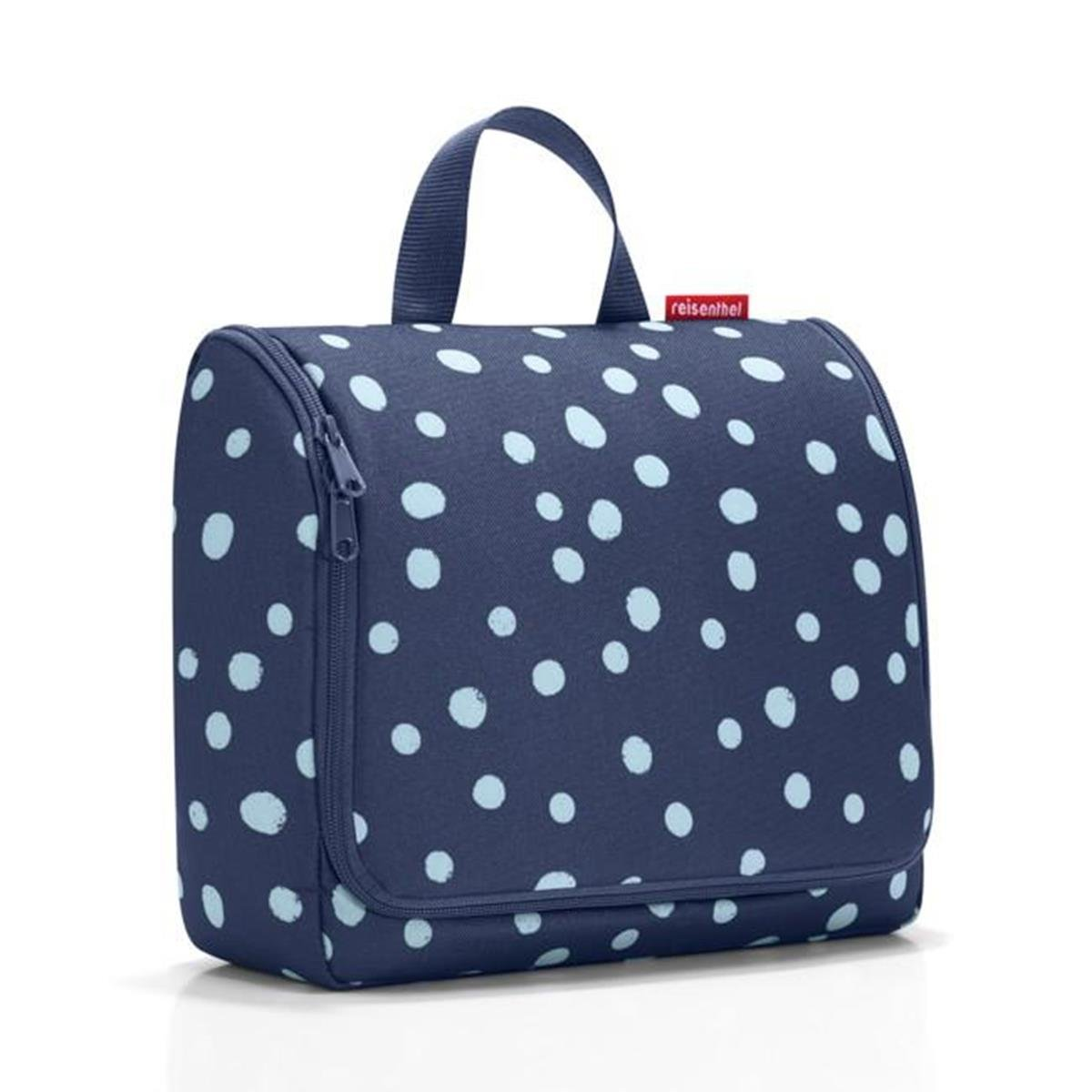Reisenthel toiletbag Neceser, 28 cm, 4 liters, Azul (Spots Navy) WO4044