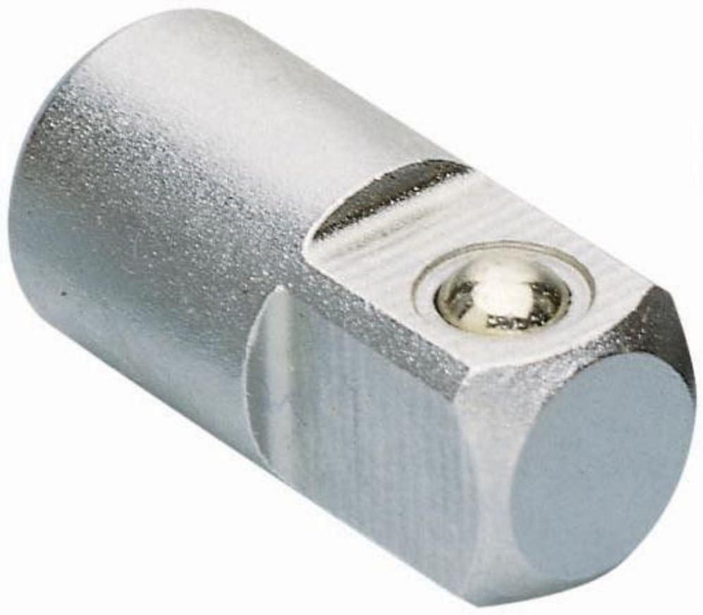 Innenvierkant auf 12,5mm 1//2 3//8 Aussenvierkant PROXXON 23566 Adapter von 10mm