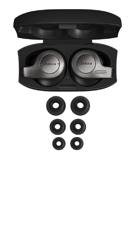 Jabra Elite Active 65t Alexa - Auriculares inalámbricos con Funda de Carga: Amazon.es: Electrónica