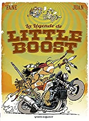 La légende de little boost