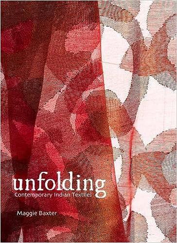 Book Unfolding: Contemporary Indian Textiles
