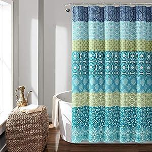 61Mmu4VtJ8L._SS300_ Beach Shower Curtains & Nautical Shower Curtains