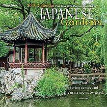 Japanese Gardens Calendar 2019