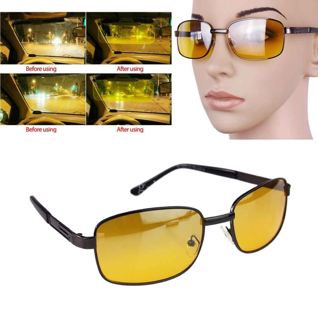 Egalレディースメンズサイクリング運転ナイトビジョン運転サングラスメガネファッションeye-glasses   B0797NDHJP