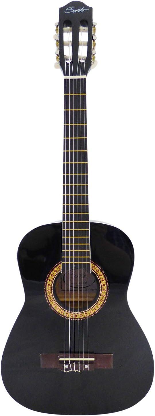 Sarita by Acandoo 1/2 guitarra clásica 34 classical guitar ...