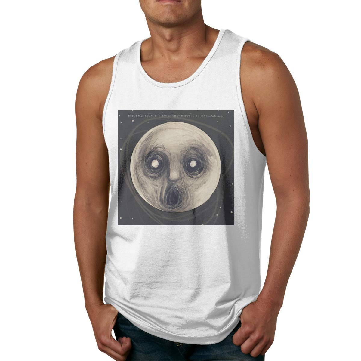 S Steven Wilson The Raven That Refused To Sing Popular Body Shaper Sleeveless Tanks Top Shirts