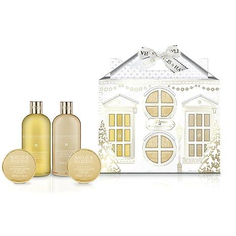 Productos de baño para regalo de mandarina dulce y pomelo Baylis y Harding House of Pampering