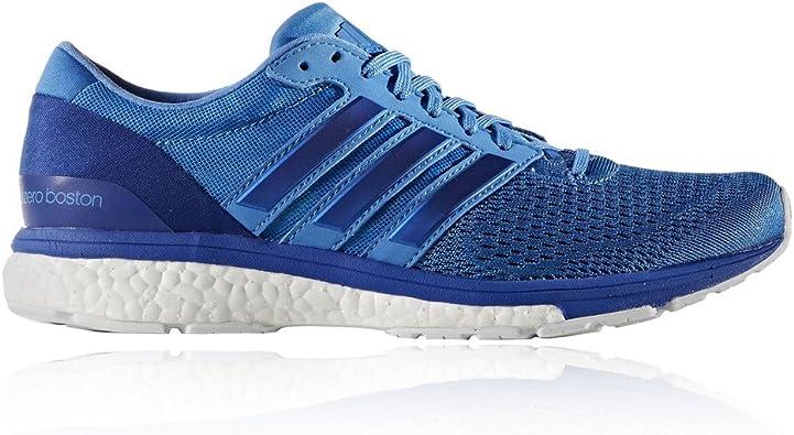 Adidas Adizero Boston Boost 6 Womens Zapatillas para Correr - 45.3: Amazon.es: Zapatos y complementos