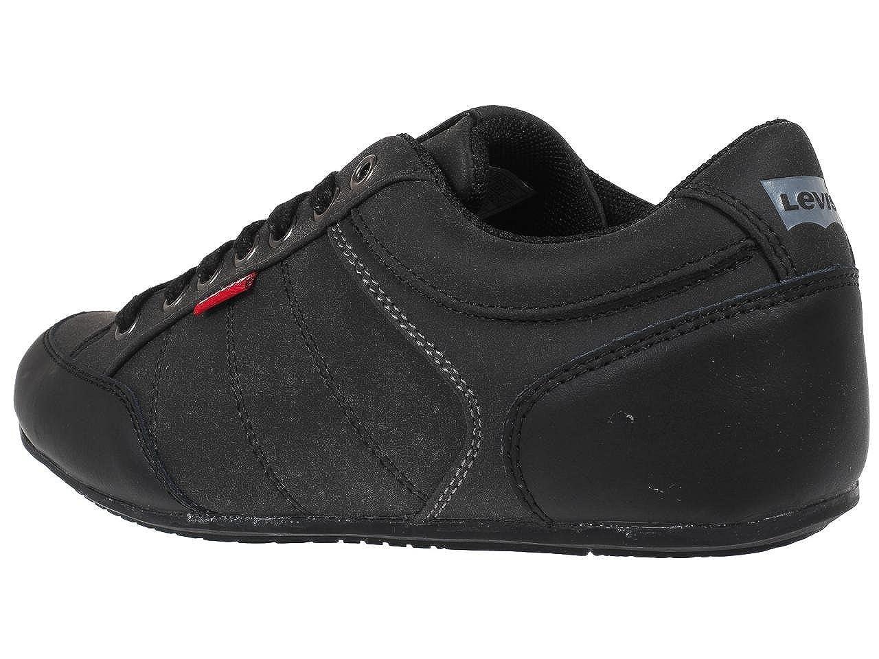 Ville Vasona Mode Chaussures Levi's Black X8Pwn0Ok