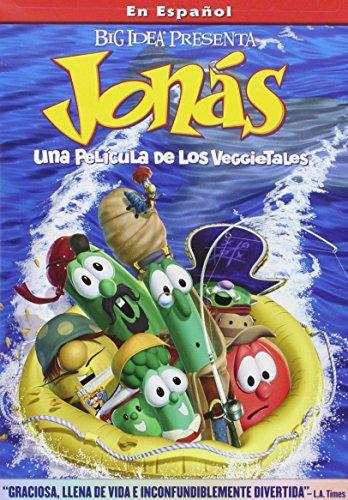 Jonás: Una Pelicula De Los VeggieTales - Spanish edition by Lions Gate