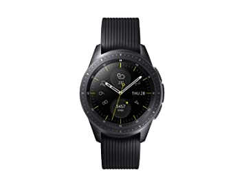 Samsung Galaxy Watch Bluetooth, Reloj inteligente con SAMOLED, Pantalla táctil, GPS (satélite), Negro, 42 mm: Amazon.es: Electrónica