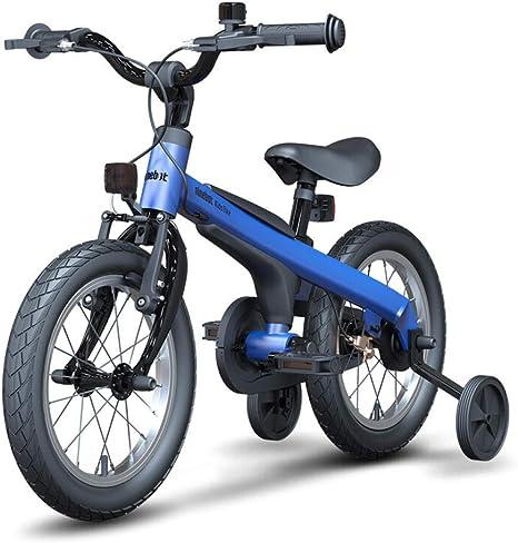ZZNFF Accesorios Bicicletas de montaña-Bicicleta para niños 141618 ...
