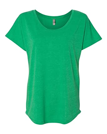 Next Level Women's Tri-Blend Dolman At Amazon Women's Clothing ...