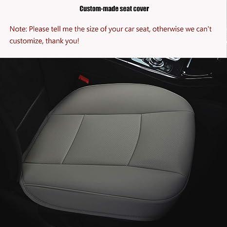 EDEALYN 1PCS Custom Made Car Seat Cover For Toyota Sequoia GMC Yukon