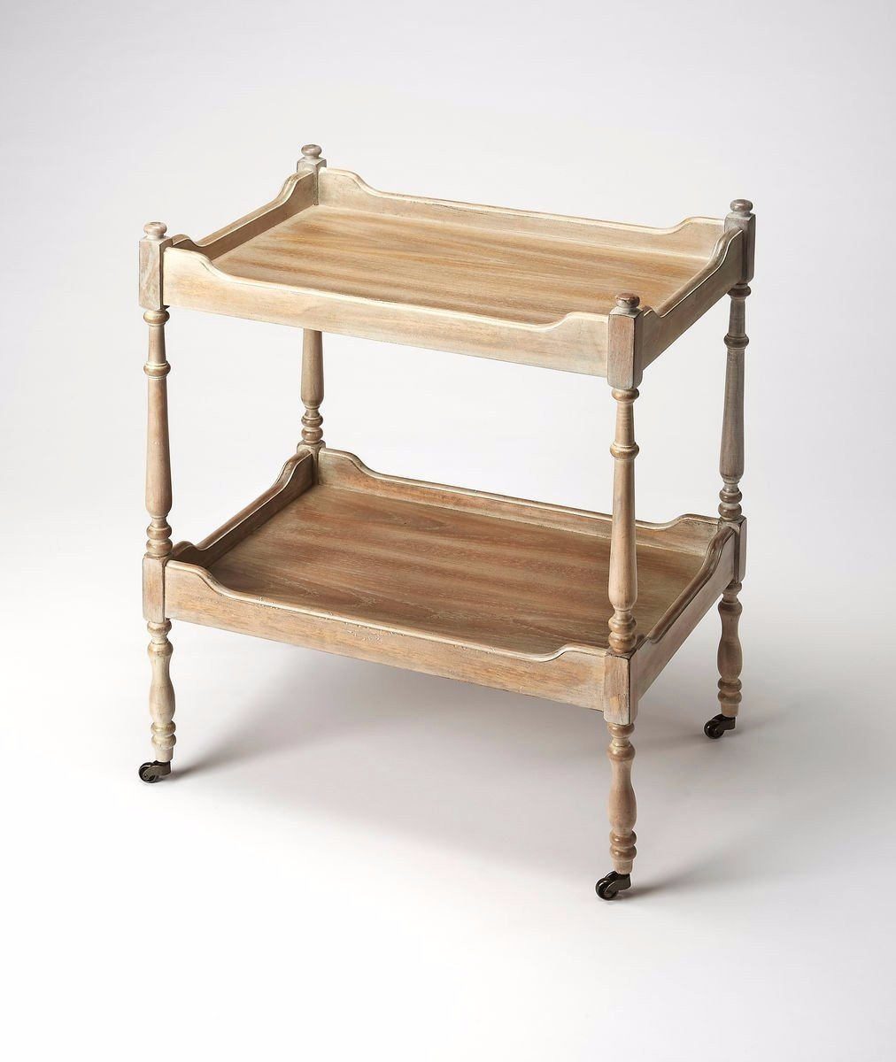 Ambiant Traditional SERVING CART Gray by Ambiant