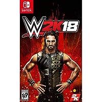 WWE 2K18 Standart Edition [Nintendo Switch] (CDMedia Garantili)