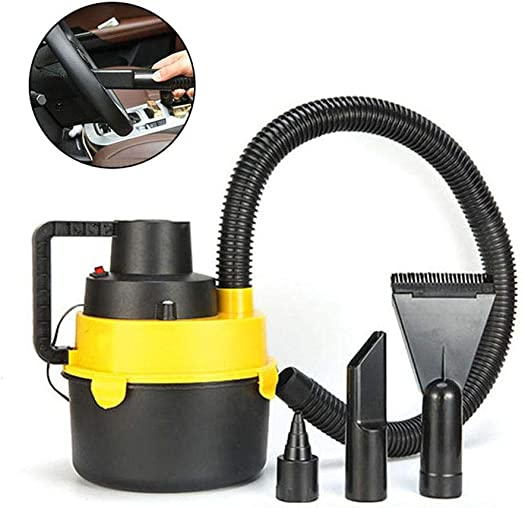 BNIB Pro User Wet /& Dry Handheld 12volt Car Vacuum Cleaner