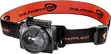 Black for sale online Streamlight Double Clutch USB Rechargeable Headlamp