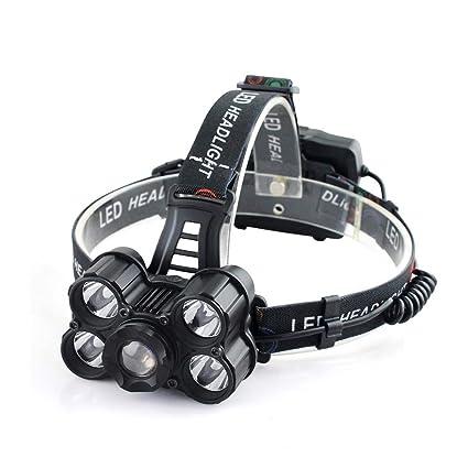 toudeng Faros LED, luces portátiles, batería externa USB ...