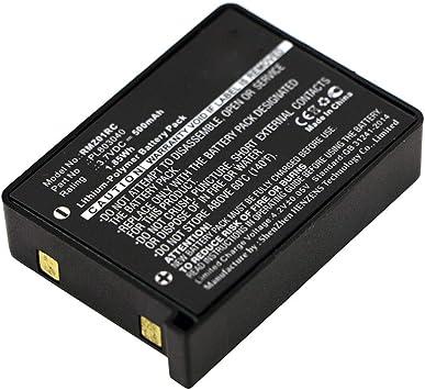 subtel® Batería Premium Compatible con Razer Turret Gaming ...