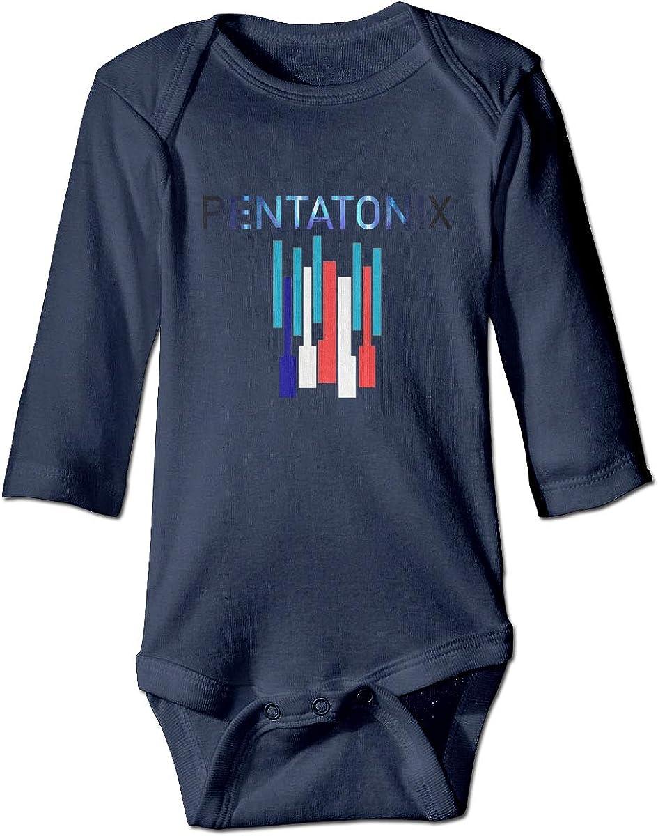 Unikitty Baby Onesies Long Sleeve Cotton Bodysuit for Baby Boys Girls Shanyujing Jianzhu Co. Ltd