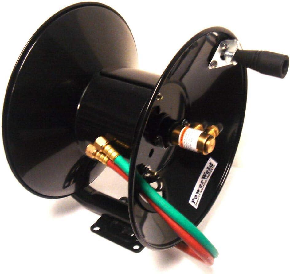 Welding Hose Reel MHR100 Oxy//Fuel Twin