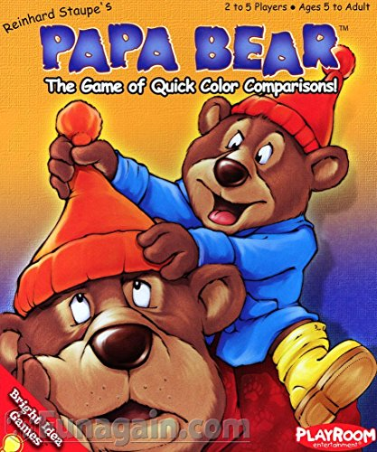 Bright Idea Game (Papa Bear - The Fast-paced Visual Perception Game! - A Bright Idea Game -)
