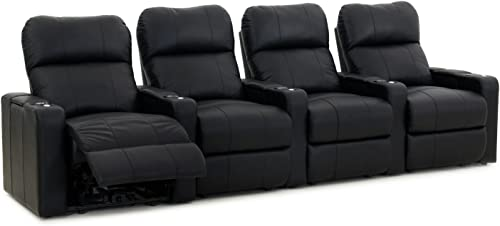 Octane Turbo XL700 Black Bonded Leather