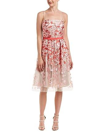 fc6283bc402de Eliza J Womens Floral Fit & Flare Cocktail Dress at Amazon Women's ...