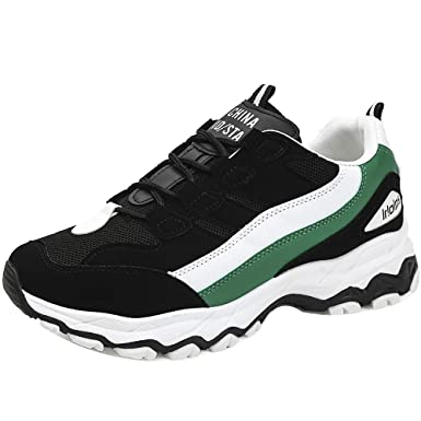 Amazon.com: Sharemen Outdoor Sports Shoes, Colorful Casual Shoes Old ...