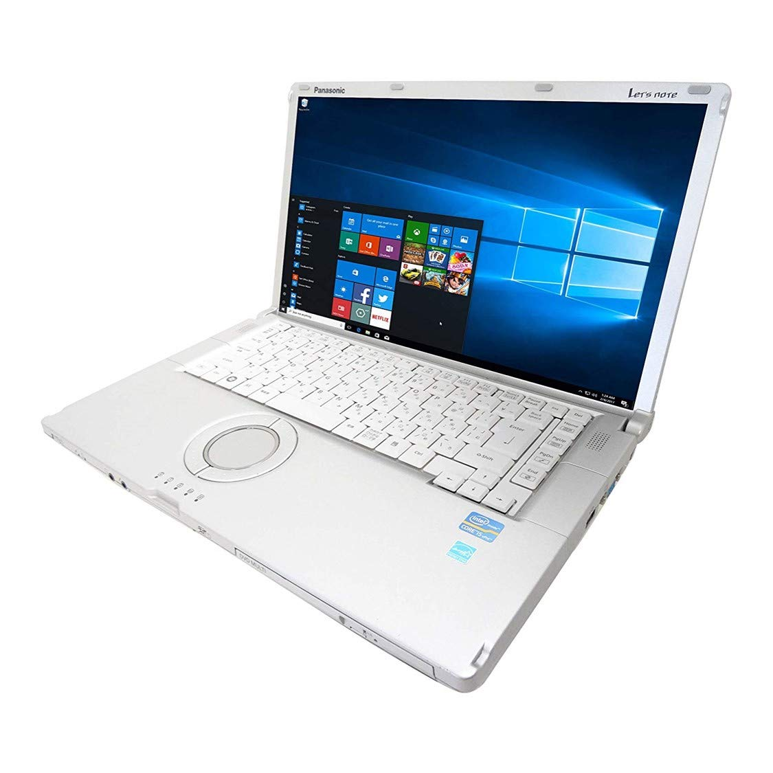 【新品、本物、当店在庫だから安心】 【Microsoft Office i5 2016搭載 (新品SSD:240GB)】【Win 10搭載】Panasonic【Microsoft CF-B10/次世代Core i5 2.5GHz/超大容量メモリ:8GB/新品SSD:240GB/DVDスーパーマルチ/15インチワイドフルHD TFTカラー液晶/無線搭載/HDMI/中古ノートパソコン (新品SSD:240GB) B07GT1MNBP HDD:320GB HDD:320GB, 日野郡:e403dd53 --- arbimovel.dominiotemporario.com