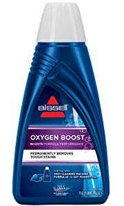 Bissell SpotClean Oxygen Boost Formula, Double Concentrate