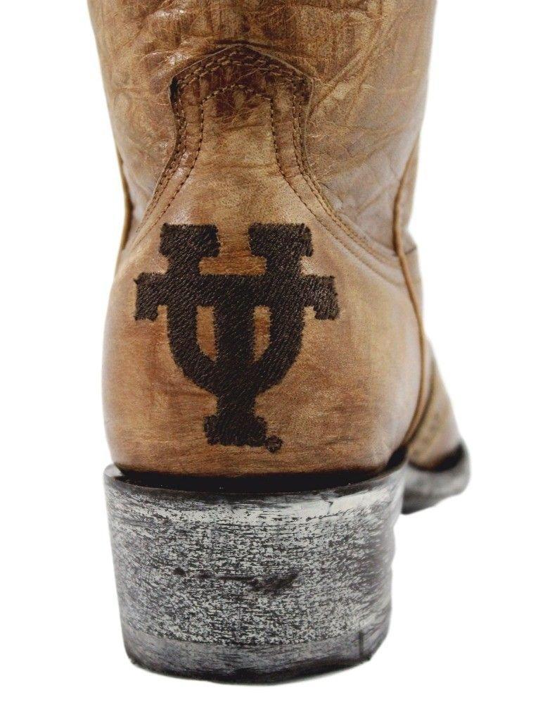 Gameday Boots NCAA Womens Ladies 11 Inch University of Texas 6 B M US Orix UT-LHT2023-3