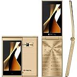 Freetel MUSASHI FTJ161A Smartphone Cell Phone SIM Free (Champagne Gold)