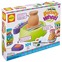 ALEX Toys Artist Studio Easy Spin Pottery Wheel by ALEX Toys