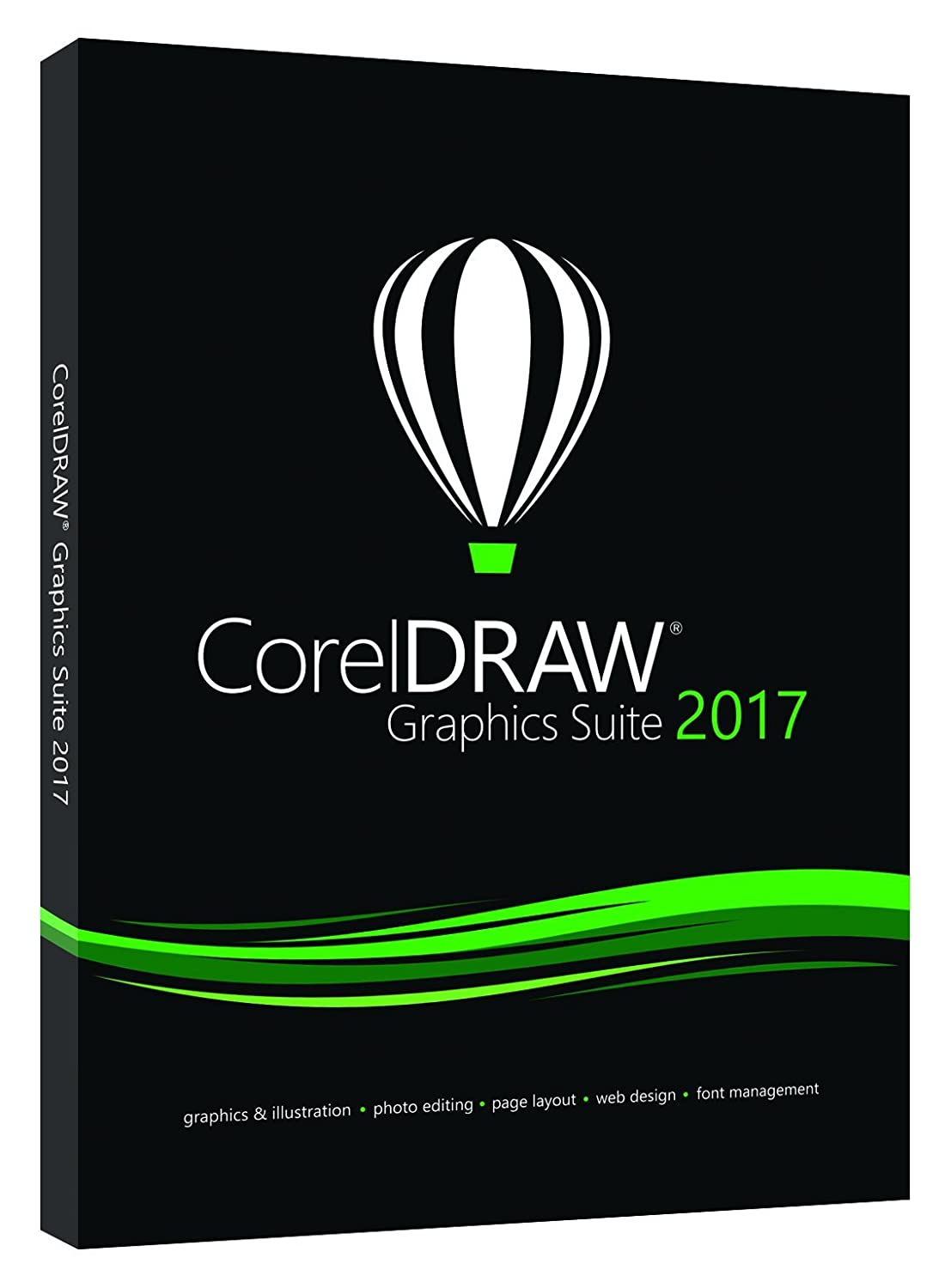 CorelDRAW Graphics Suite 2017 (PC)